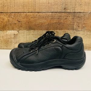 Keen Women Briggs Leather Sneakers